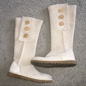 UGG Australia Knit Boots